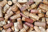 de vliegende wijnkurk