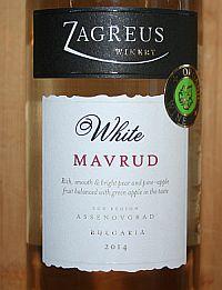 White Mavrud