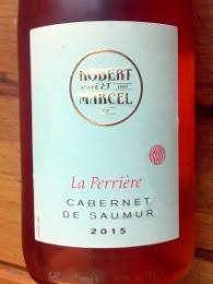 La Perrière 2015, Cabernet de Saumur, Robert & Marcel, Frankrijk