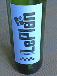 LePlan-Vermeersch Classic Sauvignon 2015