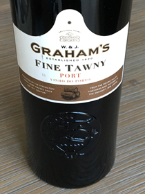Graham's Fine Tawny Port, Porto, Portugal