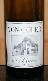 Riesling Trocken Baden