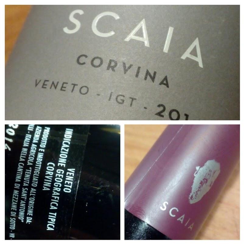 Scaia 2014, Corvina, IGT Veneto, Italië