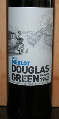 Merlot Douglas Green