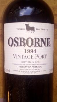 Osborne 1994, Vintage Port, Portugal