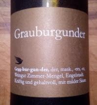 Baltazar Wijnbox: Grauburgunder 2015, Rheinhessen