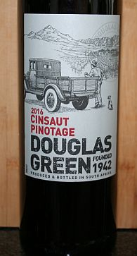 Douglas Green Cinsaut Pinotage