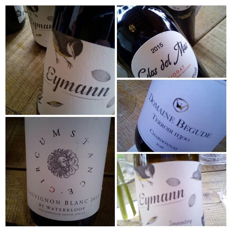 Wijngekken kunnen goed wijn proeven clos del mas coenecoop