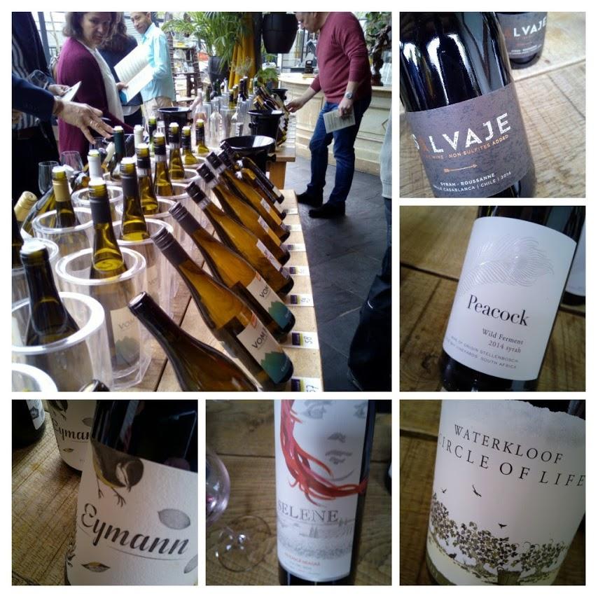 Wijngekken kunnen goed wijn proeven - waterkloof
