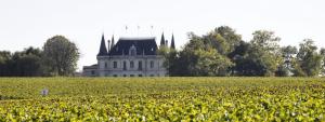 Alles over Château Palmer in de Margaux de wijngaard