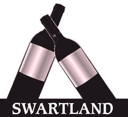 Swartland wijngebied in Zuid Afrika