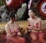 wijn proeven in china is een traditie