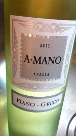A-Mano 2011, Puglia. Italië. IGT
