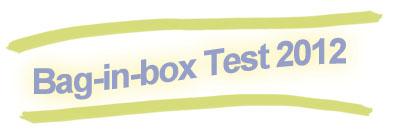 bag in box test 2012