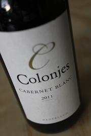 Colonjes Cabernet Blanc 2011