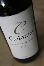 Colonjes Knapse Witte 2011
