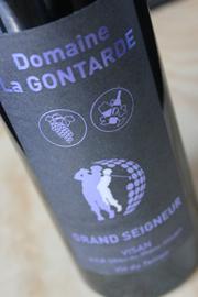 Domaine La Gontarde Grand Seigneur 2010