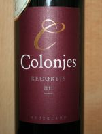 Wijnhoeve De Colonjes Recortis 2011