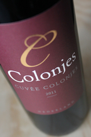 Colonjes Cuvee Colonjes 2011