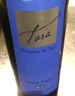 Domaine de Tara 2010, Hautes Pierres, Côtes de Ventoux