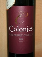 Wijnhoeve De Colonjes Cabernet Cortis 2009