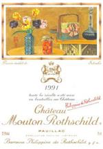 Chateau Mouton Rothschild 1991
