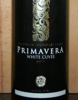 Vukoje Primavera White Cuvée 2011