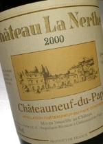 Chateau la Nerthe 2000, Châteauneuf du Pape