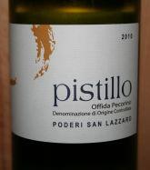 Pistillo San Lazzaro 2010