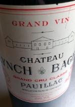 chateau lynch bages pauillac 5e grand cru classé bordeaux