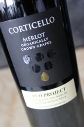 Corticello Merlot 2011