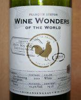 Wine Wonders of the World Gros Manseng Sauvignon 2011