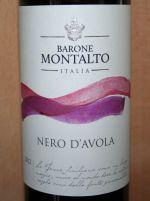 Barone Montalto Nero D'Avola 2012