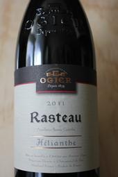 Rasteau Hélianthe 2011