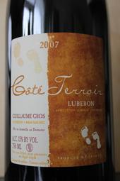 Coté Terroir 2007