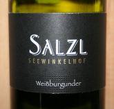 Salzl Seewinkelhof Weissburgunder 2012