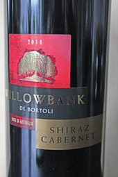 Willowbank de Bortoli Shiraz Cabernet 2010