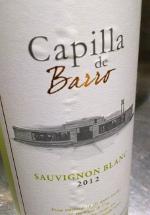 Capilla de Barro 2013, Sauvignon Blanc, Argentinië