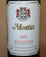 Chateau Montus 2001