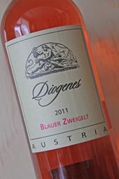 Diogenes Blauer Zweigelt 2011