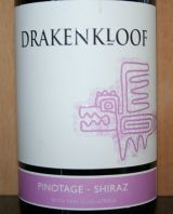 Drakenkloof Pinotage Shiraz 2011