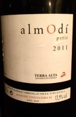 Almodi Petit 2011, terra alta, spanje