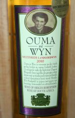 Weltevrede Ouma se Wyn 2010