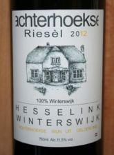 Wijngaard Hesselink Riesel 2012