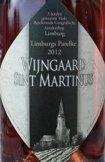 Wijngaard St. Martinus Limburgs Parelke