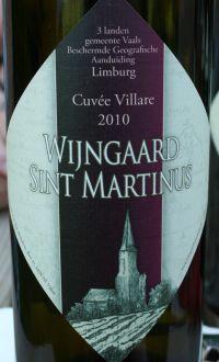 Wijngaard St. Martinus Cuvée Villare