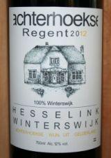Wijngaard Hesselink Regent 2012