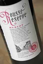 Rousse Reserve Merlot 2009