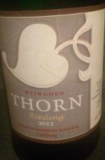 Wijngoed Thorn 2012, Riesling, Limburg, Nederland