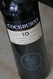 Cockburns' Tawny Port aged 10 years